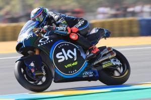 Moto2 Le Mans - Qualifying Results