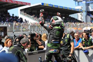 Zarco hit by unexpected emotions with historic home pole