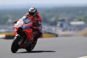 Lorenzo: Little step away from podium