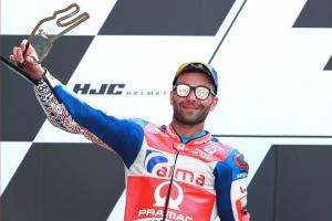 Ducati confirms Petrucci as Lorenzo's replacement