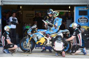 Riders keep focus despite Marc VDS 'storm'