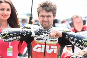 'It's what we do' - Crutchlow from hospital to eighth