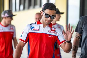 Petrucci aware of 'expectations' for Ducati future