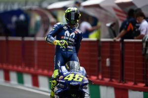 Rossi hopeful of track boost
