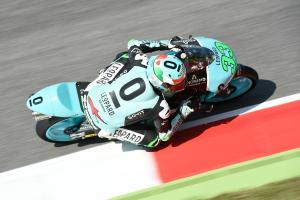 Moto3: Early pace enough see Bastianini