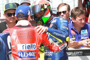 Rossi: At Ducati, Lorenzo needed time…