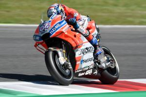 Dovizioso: I won't try something stupid in championship