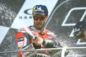 Dovizioso: Fighting for wins at different tracks is most important