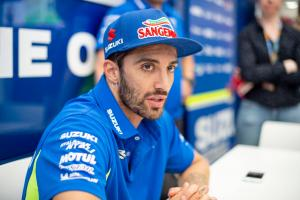 Iannone: I believe a lot in Aprilia project