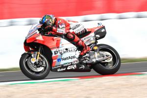 Lorenzo fastest on Friday in Catalunya