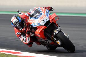 Lorenzo flying start, learning Ducati secrets