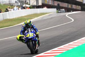 Tyre choice key, says Rossi