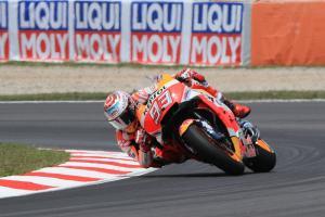 Catalunya MotoGP - Qualifying (1) Results