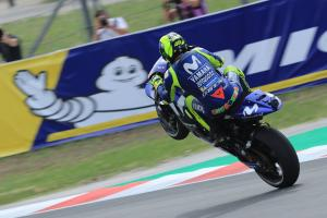 Rossi forecasts 'strange, unpredictable' race