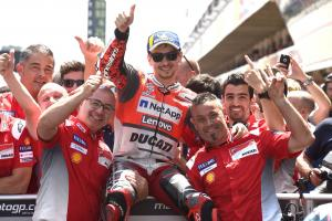 Lorenzo 'feeling great, better than Mugello'