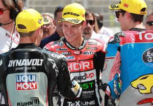 Moto2 Catalunya: Surprise Pole for Quartararo