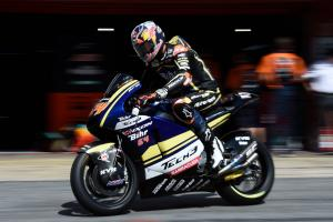Moto2: Bendsneyder unfit for Tech3 finale