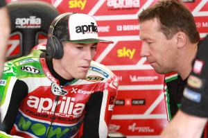 Espargaro: Redding as test rider 'unbelievably good' for Aprilia