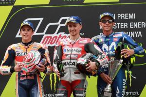 Lorenzo talks Marquez, Rossi, Pedrosa…