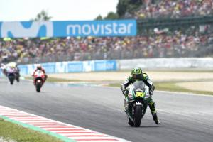 Crutchlow: When chips are down, I turn it around