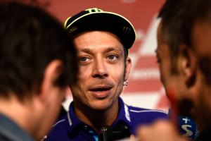 Rossi: Franco can be strong with a Yamaha...