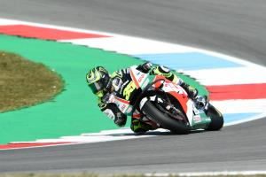 Qualifying strategy worked a treat, says Crutchlow