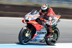 Lorenzo seeking solution for last sector woes