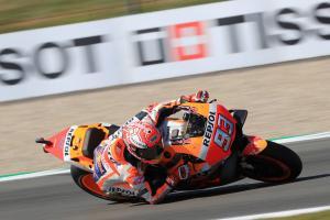 Dutch MotoGP, Assen - Free Practice (4) Results