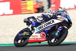 Moto3 Assen - Qualifying Results
