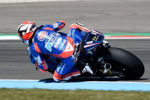 Moto2 Germany: Early fast lap pushes Pasini to pole
