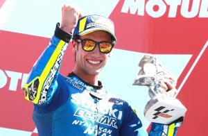 Hardest race of my life, says Assen runner-up Rins