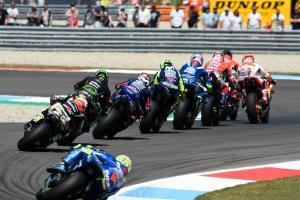 MotoGP Belanda - Peringkat Pembalap