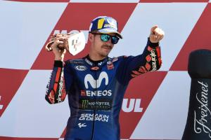 Vinales: Assen podium 'breath of fresh air'