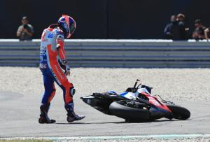 Petrucci: A weekend to forget