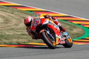 Imperious Marquez makes it nine straight wins at Sachsenring