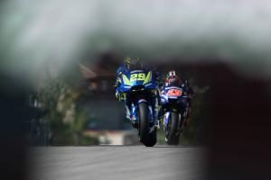 Rossi, Pedrosa break top 10 in FP3, Dovi left out