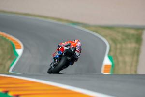 Dovizioso 'closer' to Marquez, tyre life key