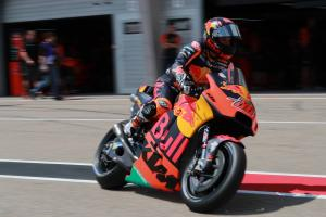 Kallio extends KTM testing contract