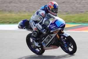 Moto3 Germany: Martin on pole after dominating at Sachsenring