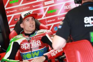 Espargaro: I do my job, but when the bike stops…