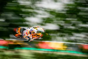 Pedrosa: I can't turn the bike fast enough