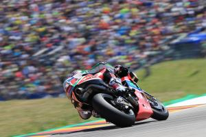Aleix Espargaro out of German MotoGP