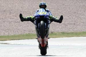 Rossi: We found something for podium