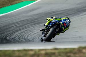 Rossi: Key to podium is to suffer less