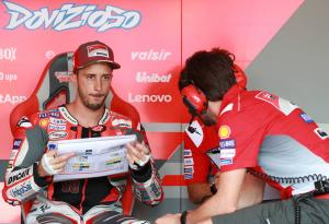 Dovizioso: MotoGP championship picture changes nothing