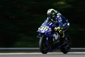 'Today? No!' - Rossi still seeking 'last step'