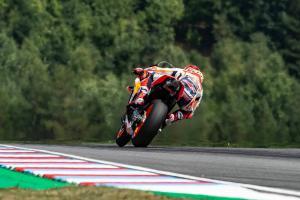 Brno MotoGP test times - Monday (4pm)