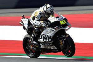 MotoGP Austria - Qualifying (1) Results
