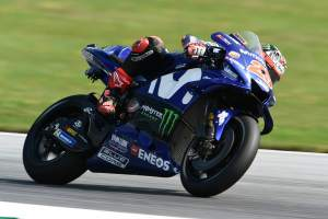 British MotoGP - Free Practice (1) Results
