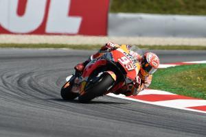 Marquez beats Ducatis to Austrian pole